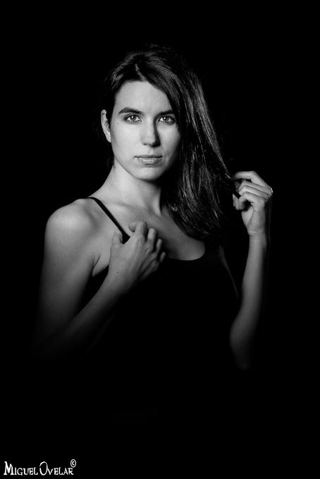 Retrato De Ana Ovelar Estudios 20012011 No Me Gusta El